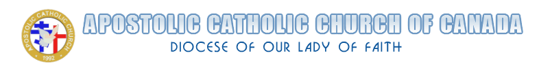Apostolic Catholic Church Of Canada