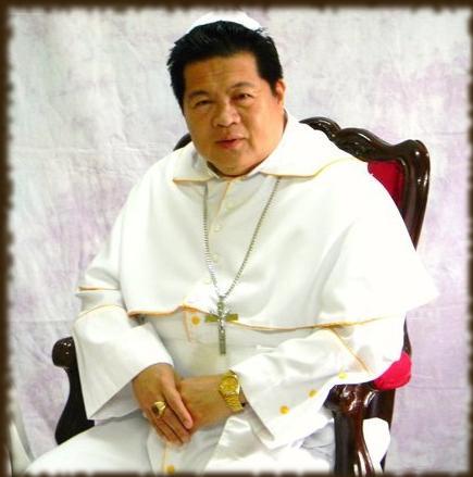 Patriarch Dr John Florentine Teruel, P.P.